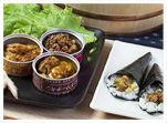 アジアン手巻き寿司