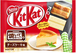キットカット ミニ チーズケーキ味