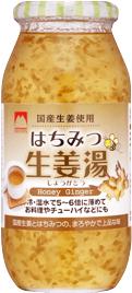 美蜂園はちみつ生姜湯×1