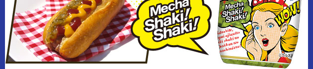 Mecha Shaki! Shaki!