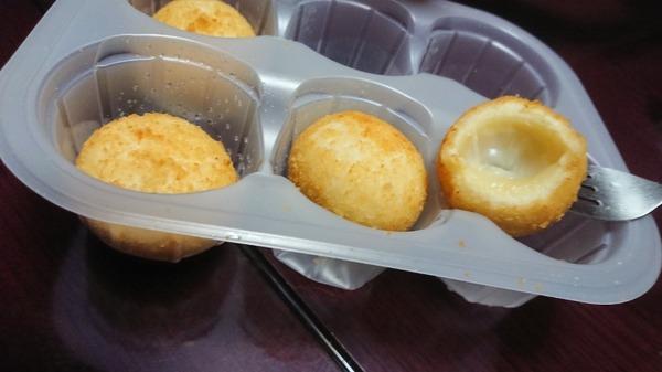 チーズボール(チーズ&シュガー/ガーリック&バター)2種6袋