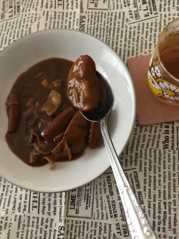 ワンプロキッチン 特製カレー 中辛/特製カレー 辛口 ワンプロキッチン ビーフシチュー