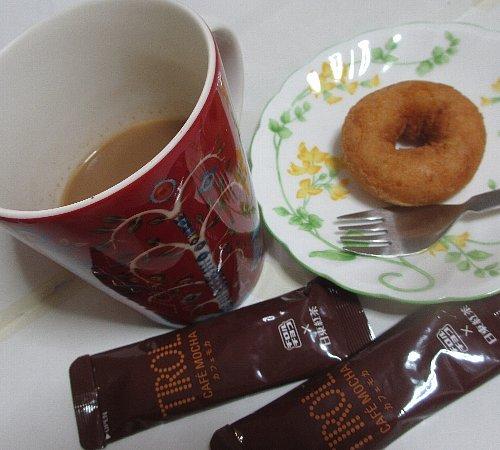チロルチョコ×日東紅茶 ミルクココア/カフェモカ 2種8個