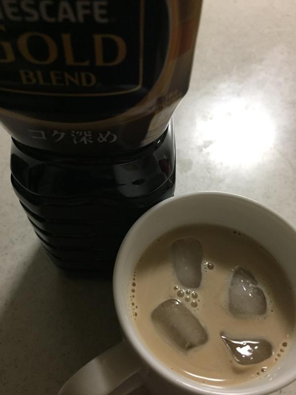 ネスカフェ ゴールドブレンド コク深め ボトルコーヒー (甘さひかえめ /無糖)900ml 各1本