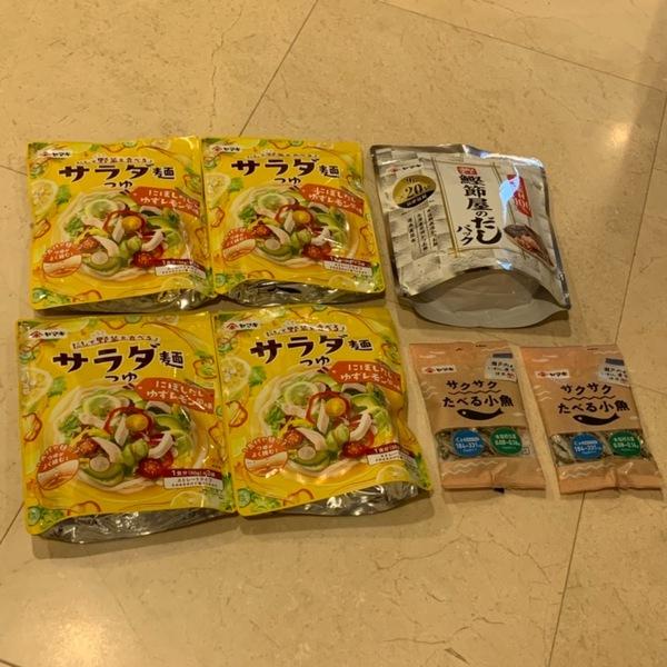 ヤマキ サラダ麺つゆ/アソートセット