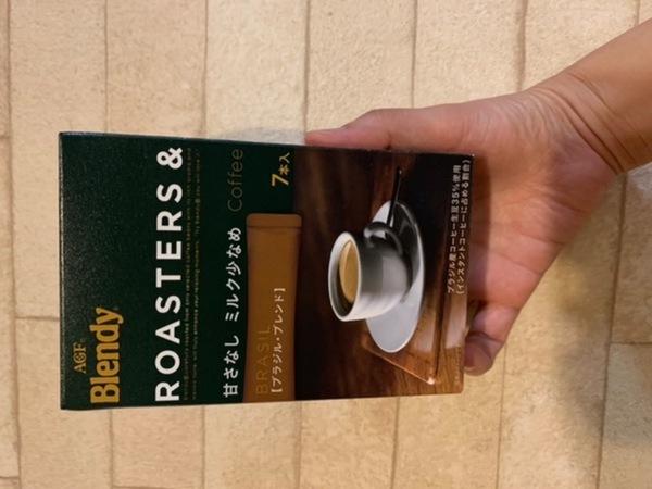 「ブレンディ® ロースターズ&」 スティック ブラジル・ブレンド 7本×10箱