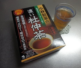 小林製薬の濃い杜仲茶 煮出し用(3g×30袋)
