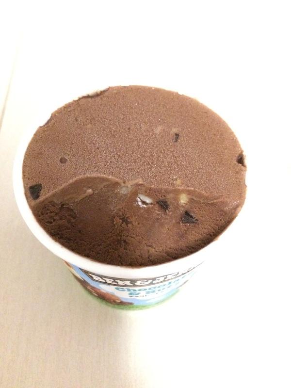 ベン&ジェリーズ チョコレート&ナッツ×12