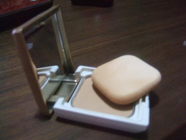 キスミー フェルム しっとりツヤ肌 パウダーファンデ 本体「鏡・スポンジ付(お試し量)」×1/サンプル×3