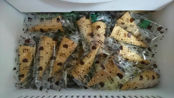 乳酸菌と暮らそう バニラ薫るシュガーコーン 6箱セット