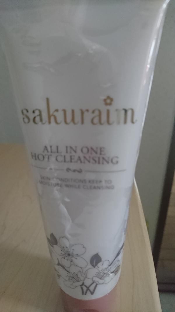 sakuraim(サクライム)オールインワン ホットクレンジング