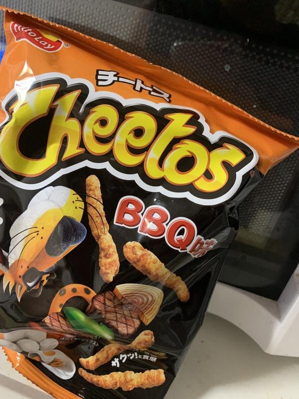 チートス BBQ味 24袋