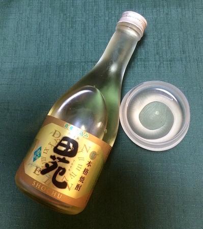 田苑 金ラベル 300ml(炭酸水付き)