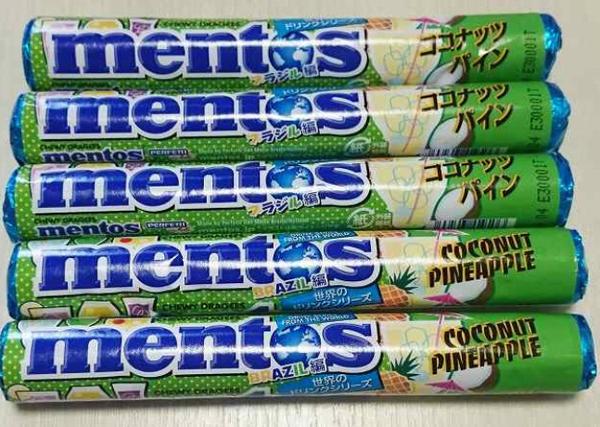 メントス® ココナッツパイン ×16本