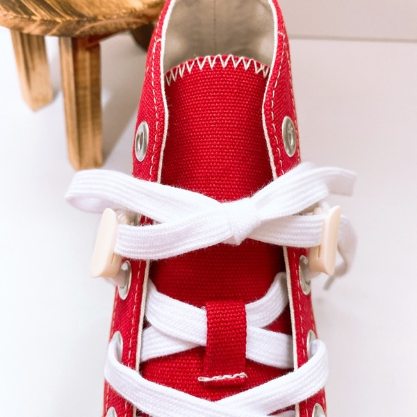 ソレナー 靴ひもクリップ 8個(2足分)