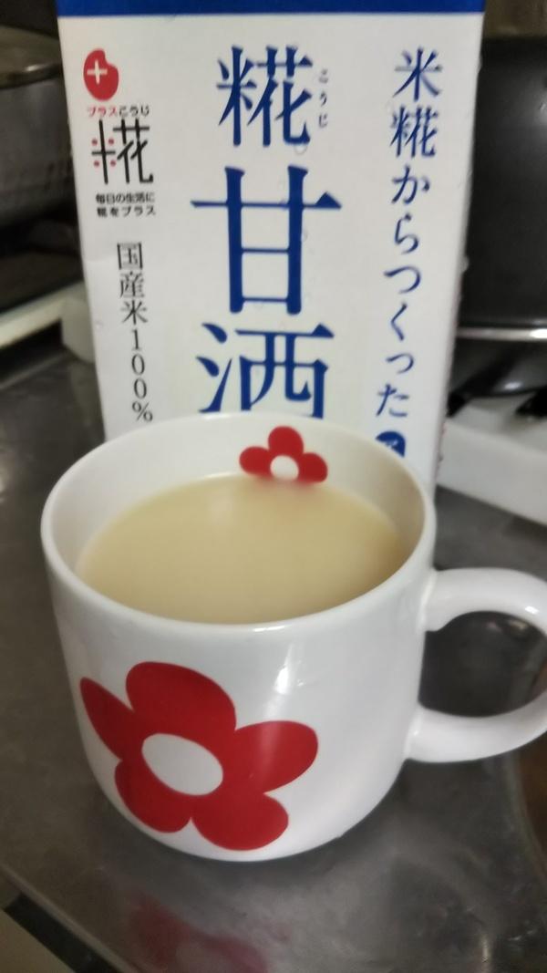 プラス糀 糀甘酒LL (プレーン) 1000ml×6本