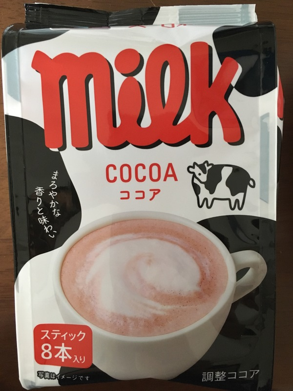 チロルチョコ×日東紅茶 ミルクココア 8点