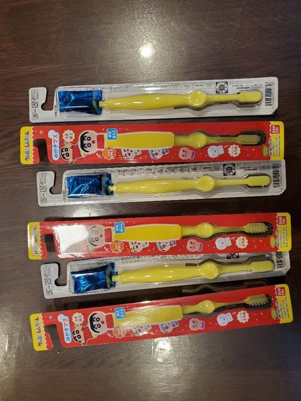 みがきマス クレヨンしんちゃん ×6