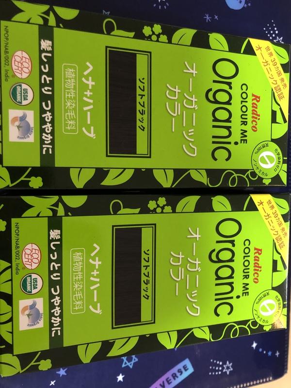 COLOURME Organic (カラーミーオーガニック)