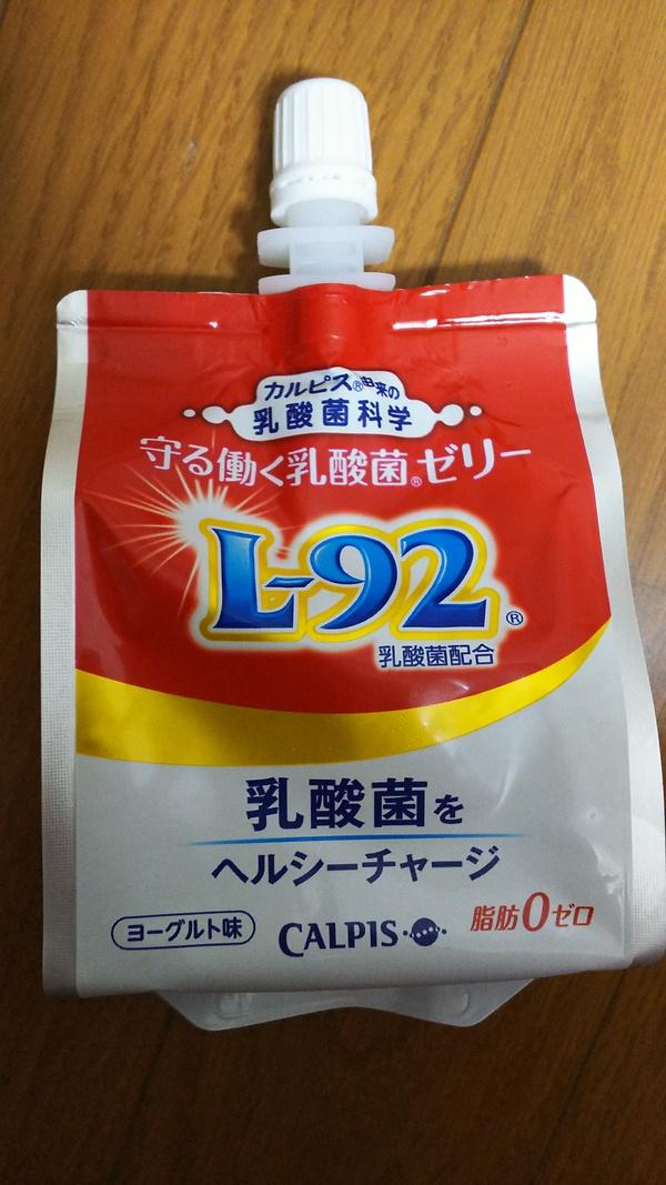 『守る働く乳酸菌』ゼリー 口栓付パウチ180g 30個