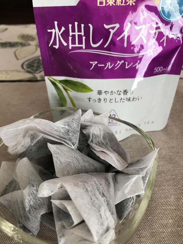 日東紅茶 水出しアイスティー アールグレイ 6袋