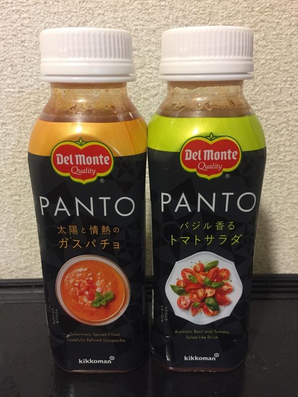 デルモンテ PANTO 2種16本