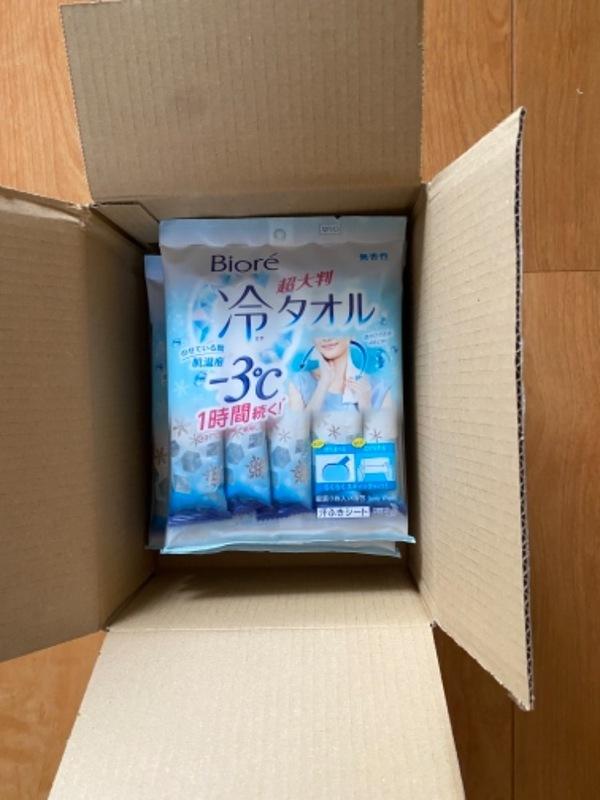 ビオレ 冷タオル(無香性 5枚入)×6