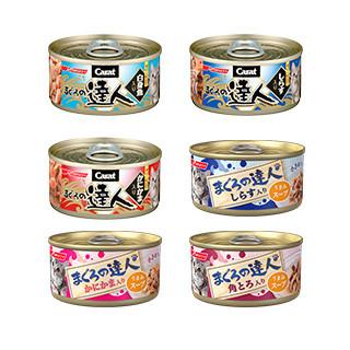まぐろの達人 6種24缶セット