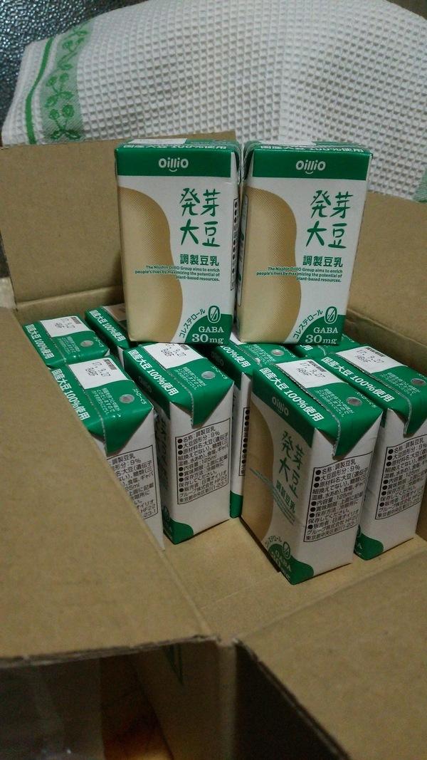 発芽大豆調製豆乳 125ml 12パック