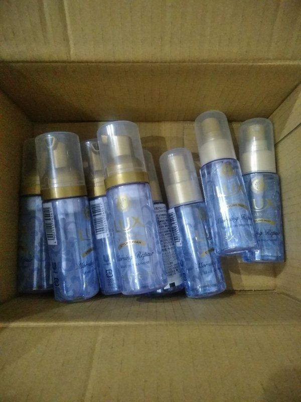 LUX ルミニーク 朝のスタイリング剤 ミニサイズ2種8点