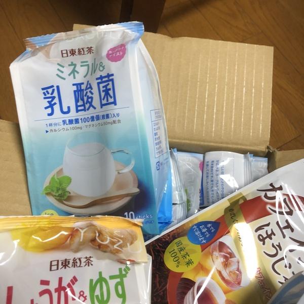 日東紅茶/三井銘茶 4種8点 バラエティーセット