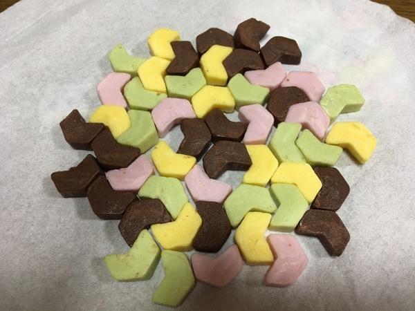 ピタゴラチョコ 18袋