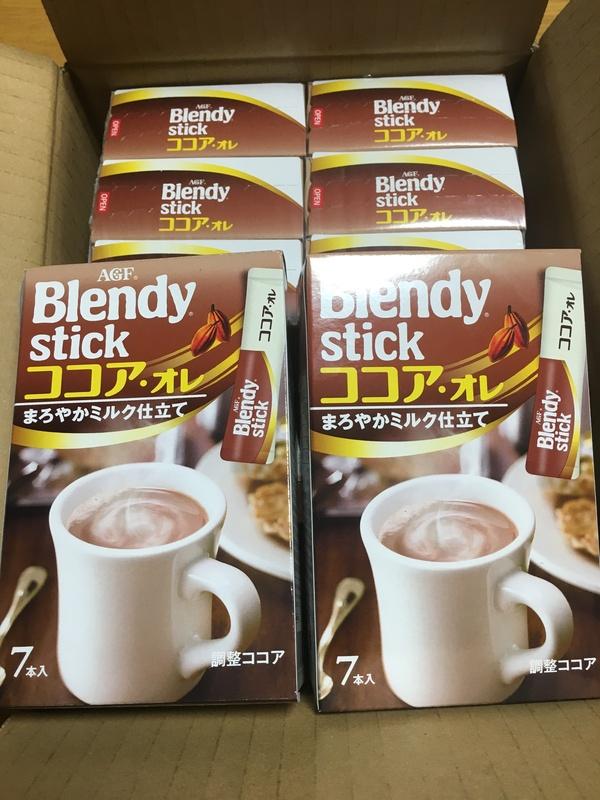 「ブレンディ®」スティック ココア・オレ 7本入り×10箱