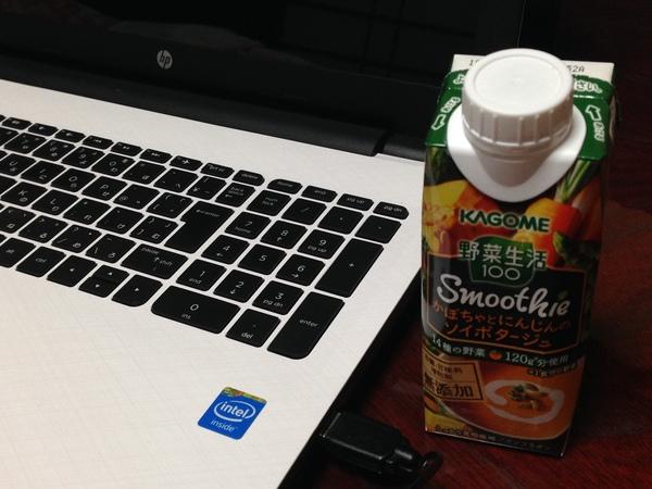 野菜生活100 Smoothieソイポタージュ(2種のうち1種10本)