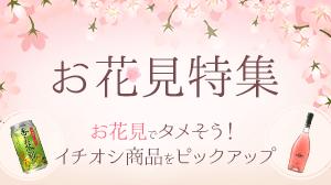 2017年お花見特集