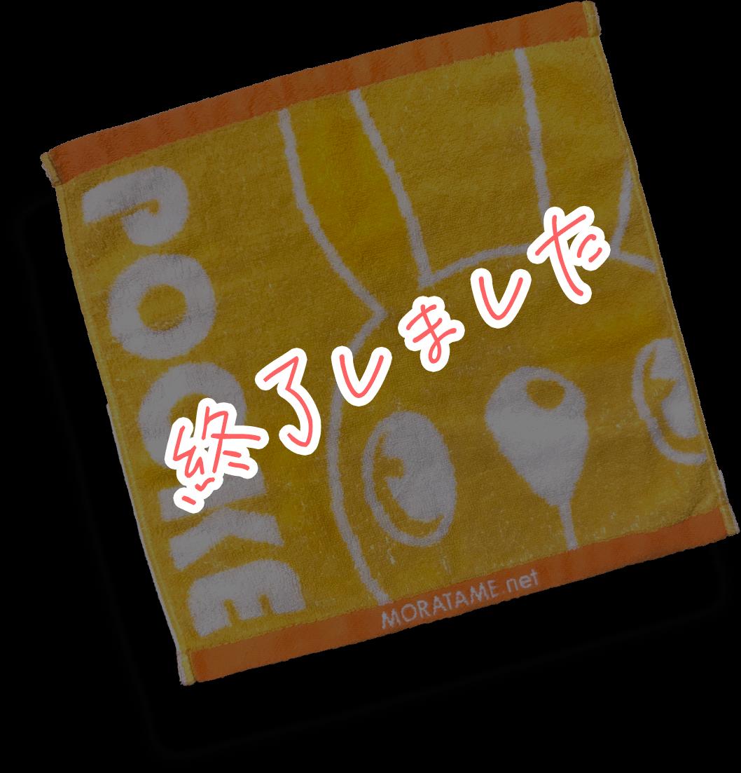 ポッケのハンドタオル