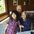 父と祖母と娘