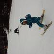 スキーデビュー