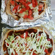 キーマdeカレーピザ