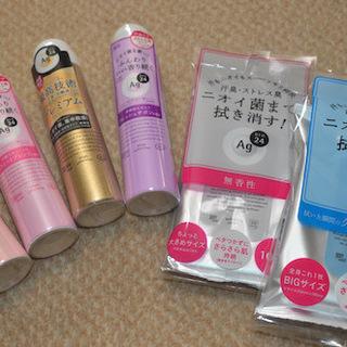 「資生堂ジャパン エージーデオ24 6種セット」いろいろな香りで体臭ケアできるのが楽しみ