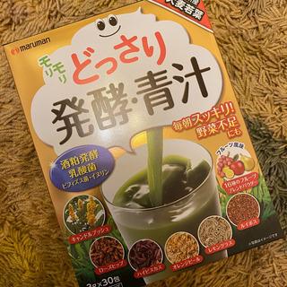 「マルマンH&B どっさり発酵・青汁」美味しい!飲みやすい!わたしの腸活に大重宝