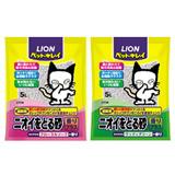 【猫用】ニオイをとる砂 香りプラス
