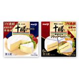 明治北海道十勝カマンベールチーズ2種7個セット