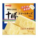 明治北海道十勝スマートチーズ 10個セット