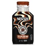 ネスカフェ フレーバーチョコレート ブラック無糖 280ml 24本セット