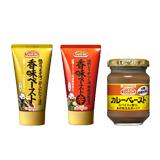 クックドゥ®香味ペースト2種2本&カレーペースト3個 合計3種5品セット