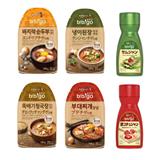 エバラCJフレッシュフーズ 韓国メニュー調味料 6種14点セット
