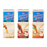 アーモンド・ブリーズ 3種24本セット(オリジナル×14/チョコレート×5/紅茶×5)