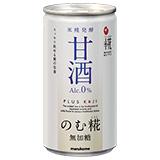 プラス糀 甘酒 12本セット
