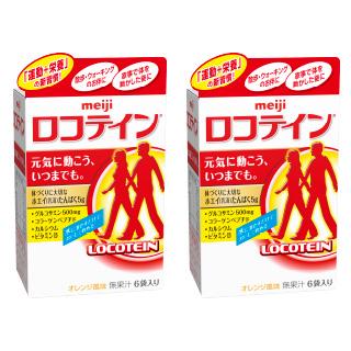 明治ロコテイン 14g分包×6袋 2